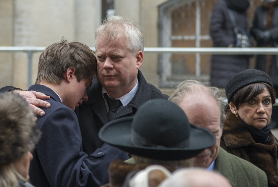 In Denmark there was a farewell with Prince Dmitry Romanov News