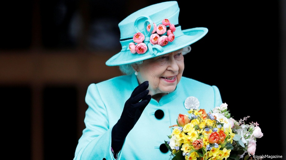 9 сентября королева