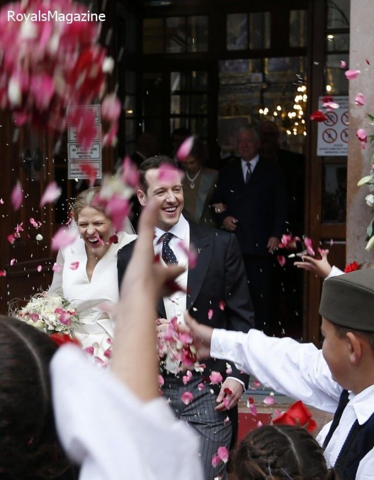 Danica dow wedding