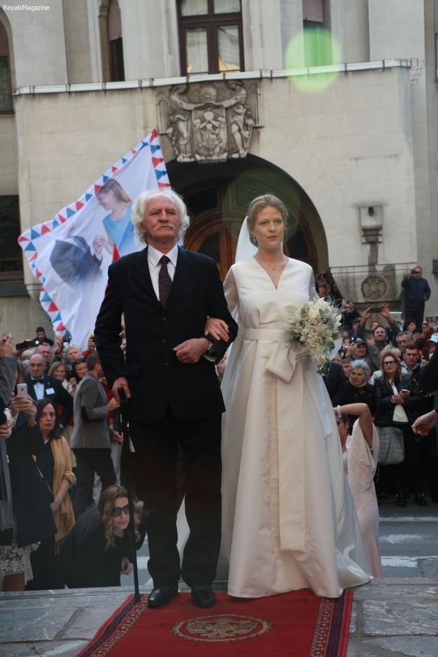 Danica mark wedding